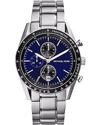 Michael Kors - Accelerator MK8368 Stainless-Steel Watch - Lyst