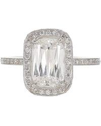 Kwiat Ashoka Diamond Ring - Metallic