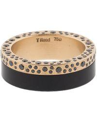 Todd Reed - Black Jade Ring - Lyst