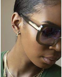 Jade Trau Clara Ear Cuff - Multicolour