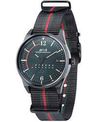 AVI-8 Hawker Hurricane Watch - Black