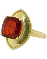 Irene Neuwirth - Fire Opal Ring - Lyst
