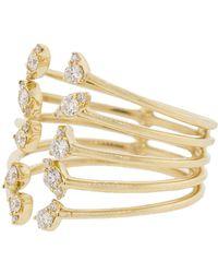 Dana Rebecca - Diamond Ring - Lyst