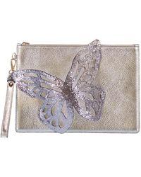 Sophia Webster - Flossy Butterfly Pouchette - Lyst