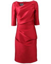 Monique Lhuillier - Sheath Dress - Lyst