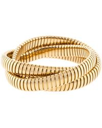 Sidney Garber - Three Band Rolling Bracelets - Lyst