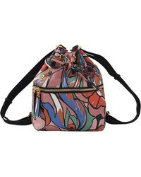 Marni - Printed Backpack - Lyst