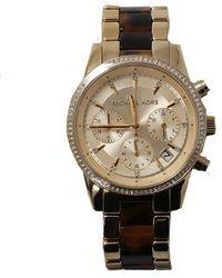 Michael Kors - Ritz Acetate Chrono Watch - Lyst