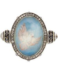 Sevan Biçakci - Flying Dove Flip Ring - Lyst