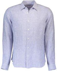 Orlebar Brown - Morton Stripe Shirt - Lyst