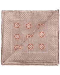 Eleventy Pocket Square - Pink