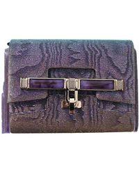 Kara Ross - Lux Mini Bag - Lyst