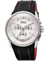 Breil Milano Chrono Watch - Metallic