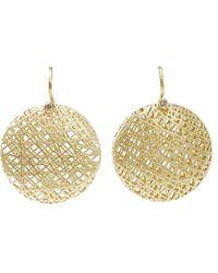 Yossi Harari - Medium Lace Earrings - Lyst