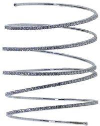 Mattia Cielo - Rugiada Five-circle Wrap Tennis Bracelet - Lyst