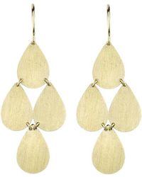 Irene Neuwirth | Four-drop Chandelier Earrings | Lyst