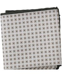 Brunello Cucinelli - Tiny Square Pocket Square - Lyst