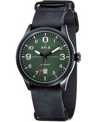 AVI-8 Flyboy Watch - Green