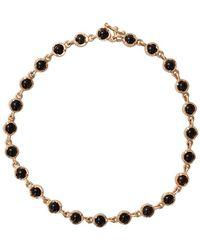 Irene Neuwirth | Onyx Bracelet | Lyst