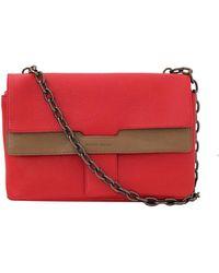 Tomas Maier   Shiny Madras Bi-color Bag   Lyst