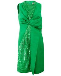 Emilio Pucci - Sequined Cocktail Dress - Lyst