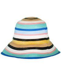 7a01ce1a8dcf1 Lyst - Women s Emilio Pucci Hats Online Sale