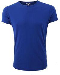 Orlebar Brown - Mazanine Round Neck Shirt - Lyst