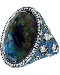 Sevan Biçakci - Peacock Citrine Ring - Lyst