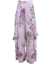 Alice McCALL Secret Garden Pant - Purple