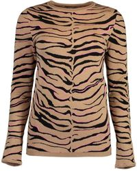 Stella McCartney Compact Tiger Top - Multicolor