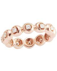 Dana Rebecca Diamond Eternity Ring - Multicolour