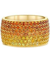 Emily P. Wheeler Sunrise Ombre Ring - Metallic