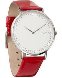Rumbatime Soho Patent Leather Watch