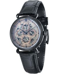 Earnshaw - Grand Calendar Watch - Lyst