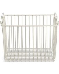 Marks & Spencer Wire Ware Basket - White