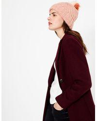 Marks & Spencer - Pom-pom Beanie Hat - Lyst