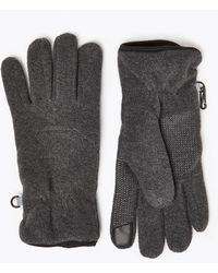 Marks & Spencer Fleece Gloves With Thermowarmthtm - Gray