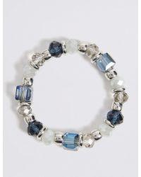 Marks & Spencer | Double Tone Opaque Bracelet | Lyst