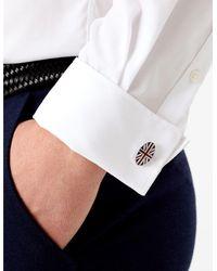 Marks & Spencer Union Jack Cufflinks - Multicolor