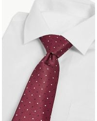 Marks & Spencer 3 Pack Paisley & Spot Ties - Multicolor