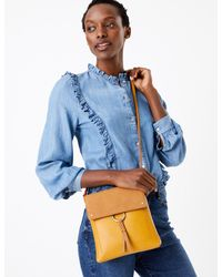 Marks & Spencer Small Messenger Bag - Multicolor