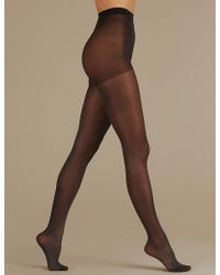 Marks & Spencer - 5 Pair Pack 20 Denier Tights - Lyst