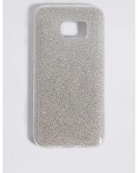 Marks & Spencer - Samsung S7® Glitter Phone Case - Lyst