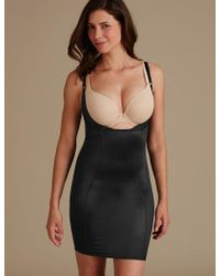 Marks & Spencer - Firm Control Wear Your Own Bra Slip - Lyst