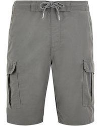 Marks & Spencer Longline Swim Shorts - Grey