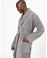 This Toasty Dressing Gown Is Perfect For Keeping Cosy Around The House