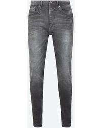 Marks & Spencer - Skinny Fit Vintage Wash Stretch Jeans - Lyst