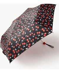 Marks & Spencer - Printed Compact Umbrella - Lyst