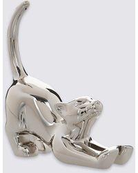 Marks & Spencer - Jewellery Cat Ring Holder - Lyst