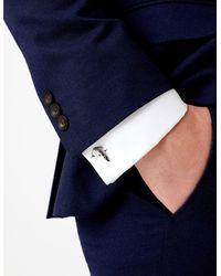 Marks & Spencer Fish Cufflinks - Metallic